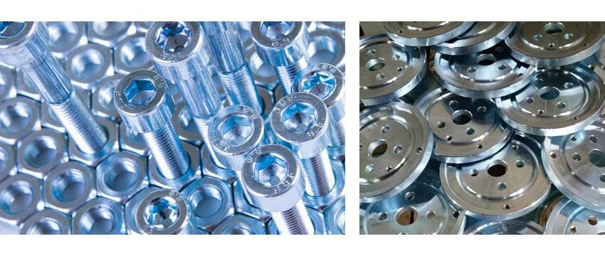 Zinc plating process