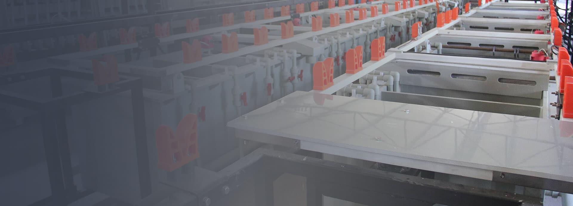 Rex Plating Machines